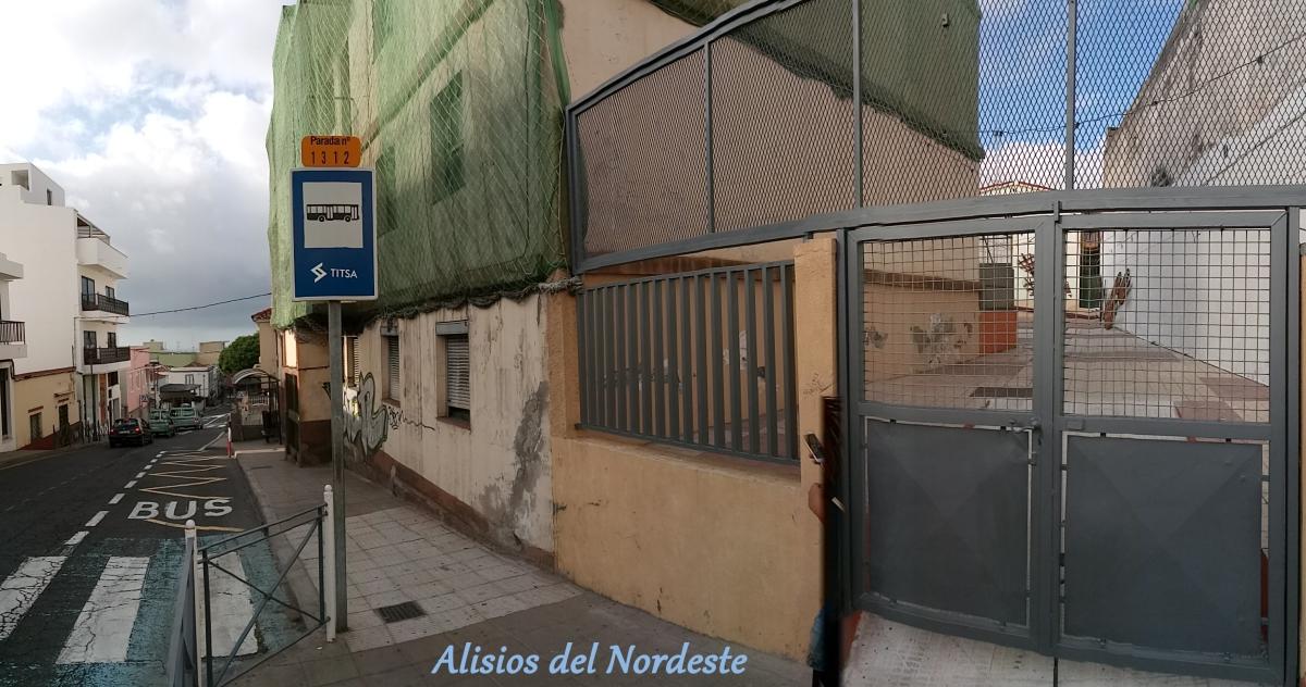 Las Fiestas de Tejina tendrán un hospital de campaña en el antiguo colegio El Patio