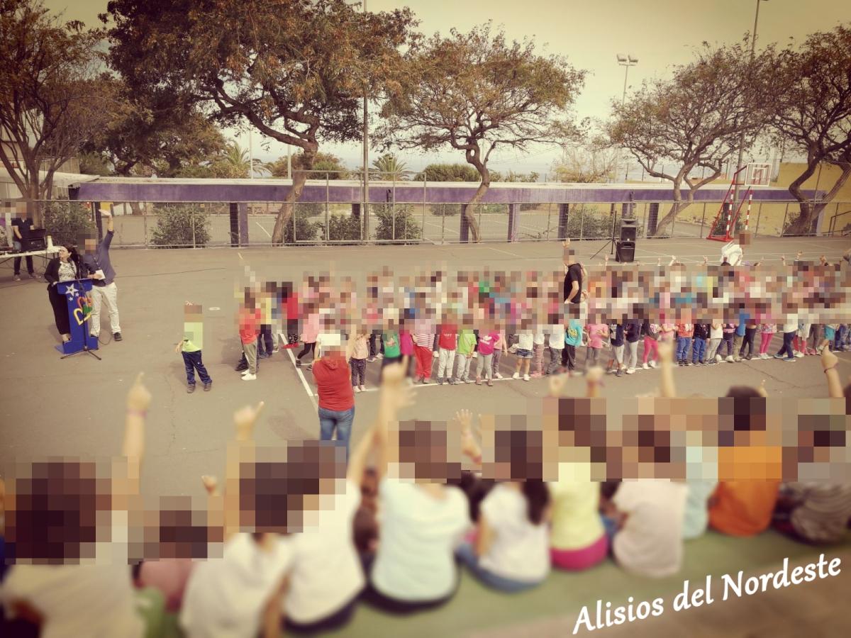 Padres y madres de Tejina acusan a Flora Marrero de difundir fotos de sus hijos sin consentimiento