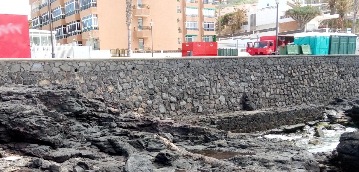 Acusan a las fiestas de Punta del Hidalgo de ser las culpables de perder la Bandera Azul