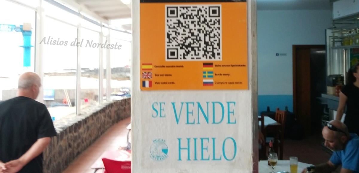 El primer Bar Virtual de la comarca ya está disponible en la web de Alisios del Nordeste