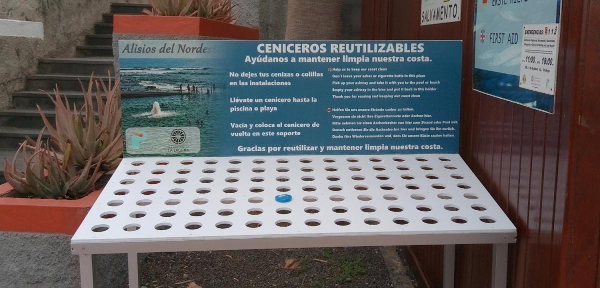 Roban los libros y ceniceros de Bajamar y Punta del Hidalgo antes del primer fin de semana