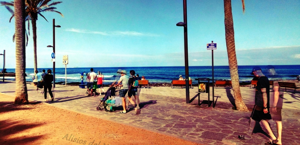La decadencia del sur de Tenerife