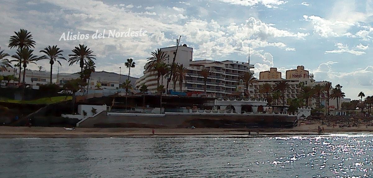 El Monkey Beach podría ser derribado completamente tras la denuncia por su ampliación
