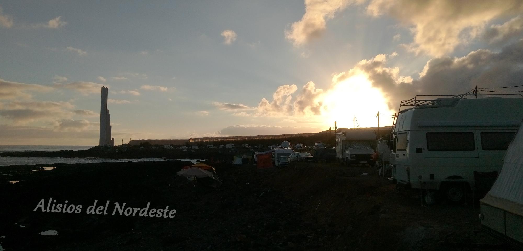 Adiós a coches y caravanas en Punta del Hidalgo