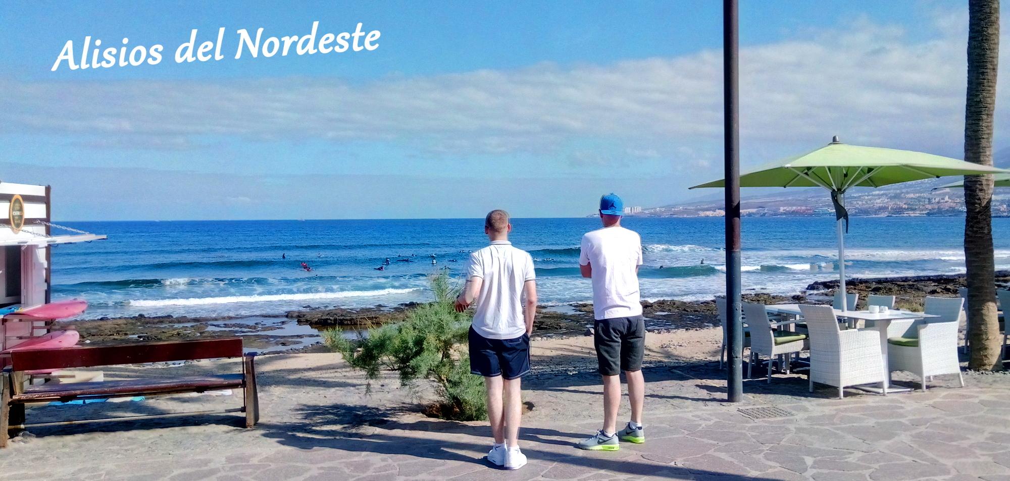 Los turistas británicos de Tenerife preocupados por la caída de la libra esterlina